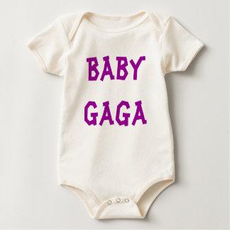 Body Para Bebê Bebê Gaga