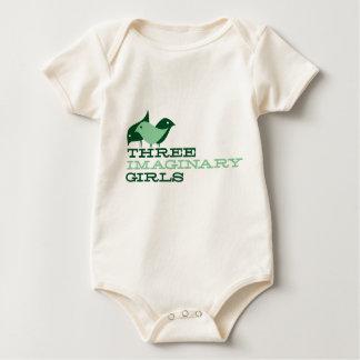 Body Para Bebê Bebê imaginário