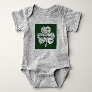 Body Para Bebê Bebê irlandês