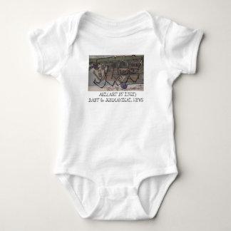 Body Para Bebê BEBÊ NEWS-ABL Gs-MECÂNICO