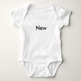 """Body Para Bebê Bebê """"novo"""" feliz 1 da objectiva tripla do ano do"""
