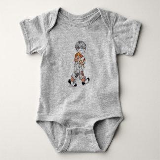 """Body Para Bebê Bebê Onsie do """"Finn"""" de Sarah Kay"""