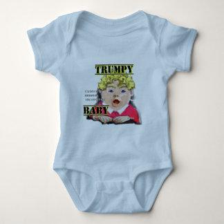 Body Para Bebê Bebê Onsie do trunfo