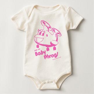 Body Para Bebê Bebê Phrog - nk