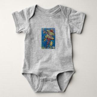 Body Para Bebê Bebê rápido do cavaleiro