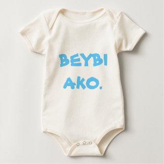 Body Para Bebê Bebê Tagalog-Falador