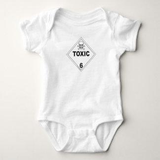 Body Para Bebê Bebê tóxico Boysuit