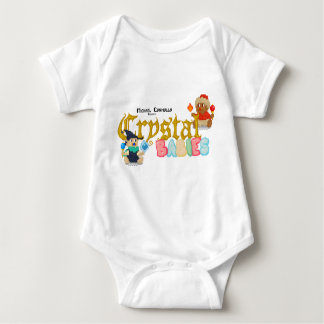 Body Para Bebê Bebês de cristal