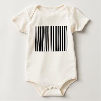 Body Para Bebê Bebês do CÓDIGO DE BARRAS