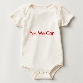 Body Para Bebê Bebês para Obama