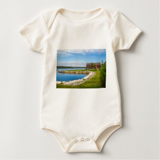Body Para Bebê Beira-rio de Shelburne
