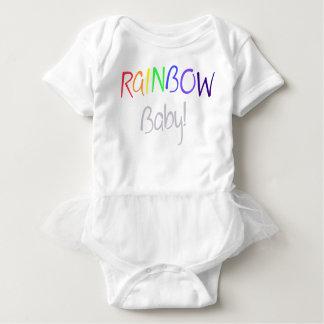 Body Para Bebê Bênção do arco-íris