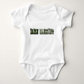 Body Para Bebê Bênção irlandesa