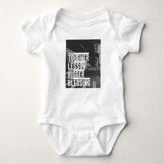 Body Para Bebê Bênção mais grande da lição mais resistente