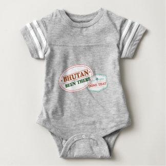Body Para Bebê Bhutan feito lá isso