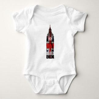Body Para Bebê Big Ben de Londres