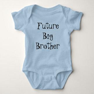 Body Para Bebê Big brother futuro