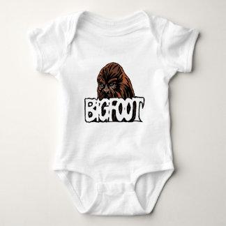 Body Para Bebê Bigfoot