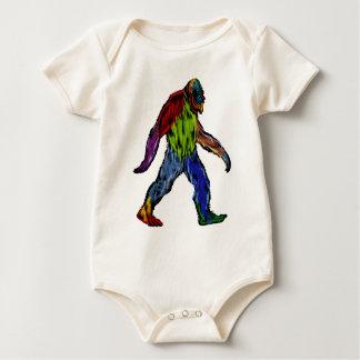 Body Para Bebê Bigfoot em grande