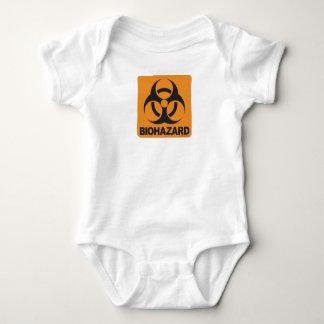 Body Para Bebê Biohazard