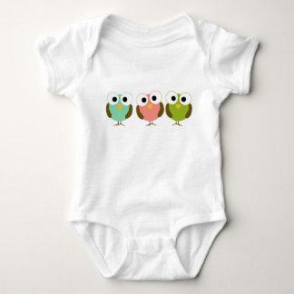 Body Para Bebê birdy
