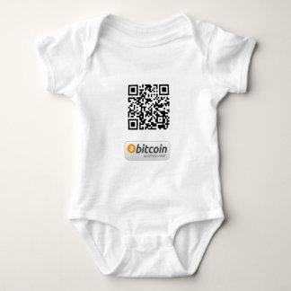 Body Para Bebê Bitcoin aceitou aqui