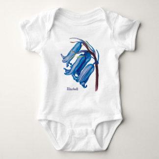 Body Para Bebê Bluebell