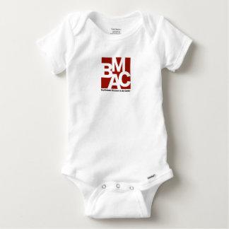 Body Para Bebê BMAC One-sie
