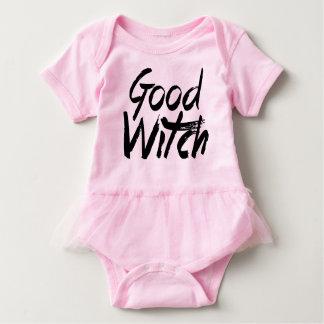 Body Para Bebê Boa bruxa