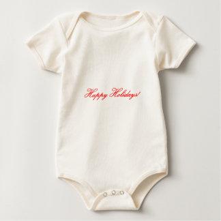 Body Para Bebê Boas festas!