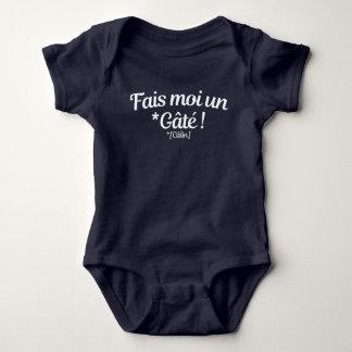 Body Para Bebê bodies para bebé - faz-me um Estragado (Mimo)