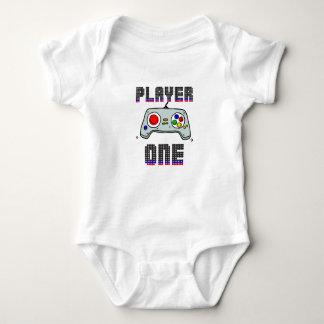 BODY PARA BEBÊ BODY BABY - GAME PLAYER ONE