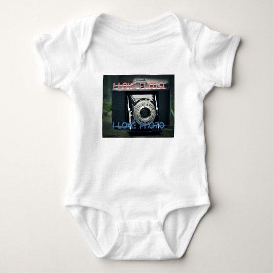 Body Para Bebê Body Infantil I LOVE PHOTO PHOTO IS LOVE