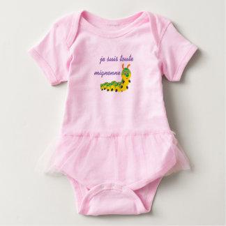 Body Para Bebê body tutu mil-patas