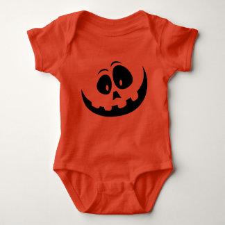 Body Para Bebê Bodysuit bonito do bebê do Dia das Bruxas da