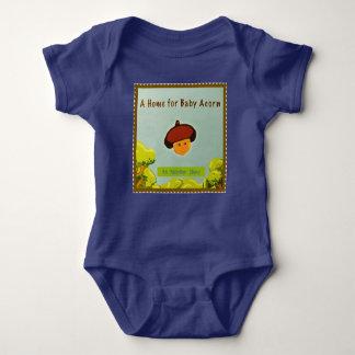 Body Para Bebê Bodysuit da bolota do bebê (estilos & cores