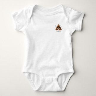 Body Para Bebê Bodysuit de começo do jérsei do bebê do tombadilho