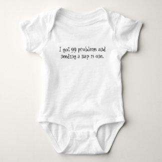Body Para Bebê Bodysuit do bebê