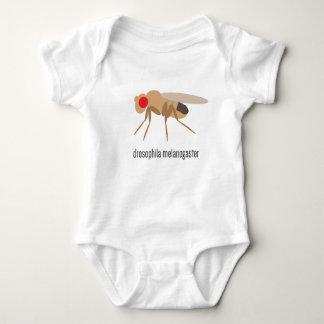 Body Para Bebê Bodysuit do bebê da drosófila