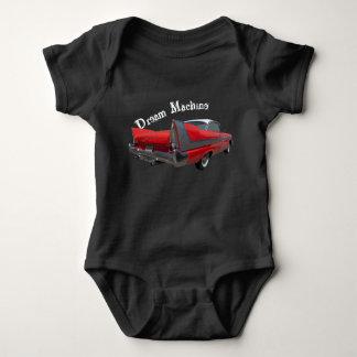 Body Para Bebê 'Bodysuit do bebê da máquina ideal da fúria de 58