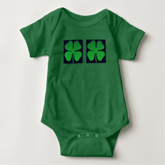 Body Para Bebê bodysuit do bebê de #4leafclover pelo DAL