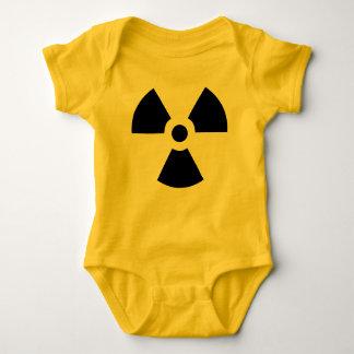 Body Para Bebê Bodysuit do bebê de Hazmat