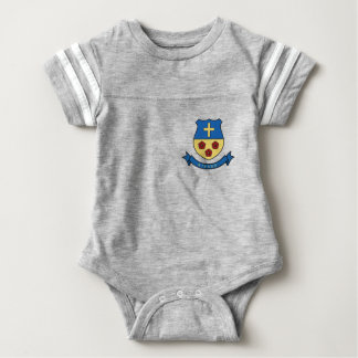 Body Para Bebê Bodysuit do bebê de Rivard