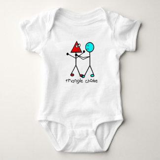Body Para Bebê bodysuit do bebê do bloqueador do triângulo do bjj