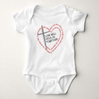 Body Para Bebê Bodysuit do bebê do depositário do meu irmão