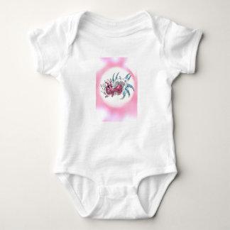 Body Para Bebê Bodysuit do bebê do pulmão da nuvem do bebê