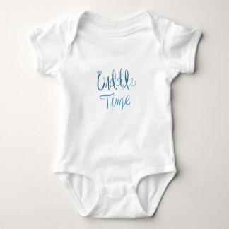Body Para Bebê Bodysuit do bebê do tempo do afago