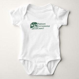 Body Para Bebê Bodysuit do bebê - logotipo verde
