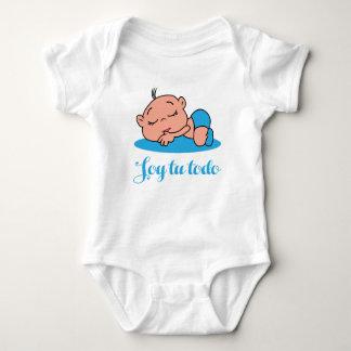 Body Para Bebê Bodysuit do bebé - no espanhol