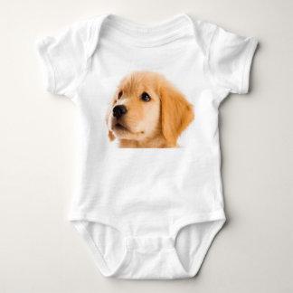 Body Para Bebê Bodysuit do filhote de cachorro do golden
